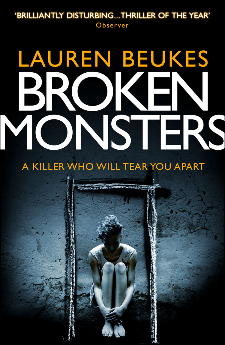 Lauren Beukes Broken Monsters death of bessie smith the sandbox and the american dream