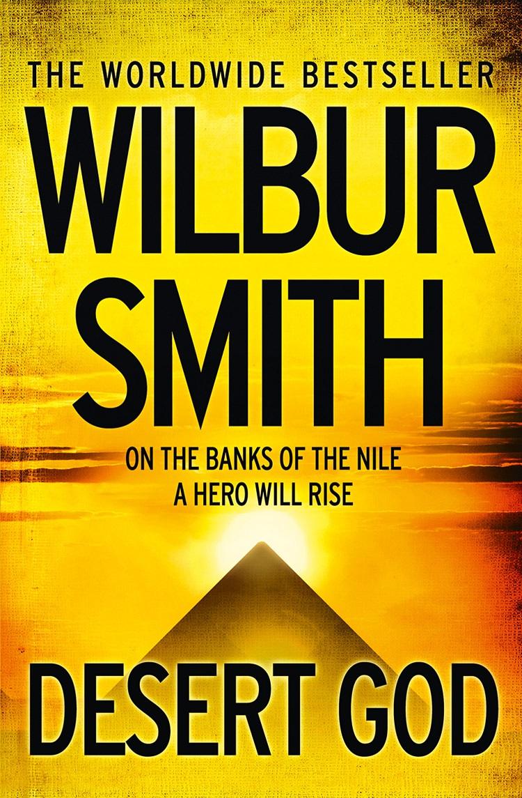 Wilbur Smith Desert God все цены