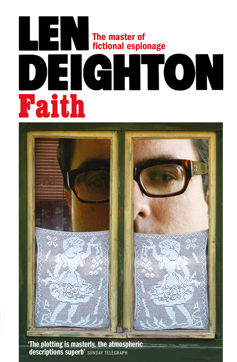 Len Deighton Faith футболка wearcraft premium printio my friend