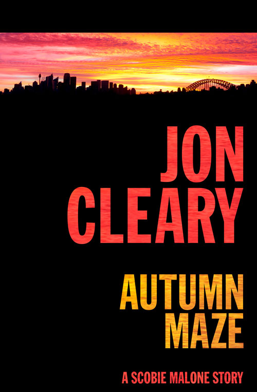 Jon Cleary Autumn Maze jon cleary the easy sin