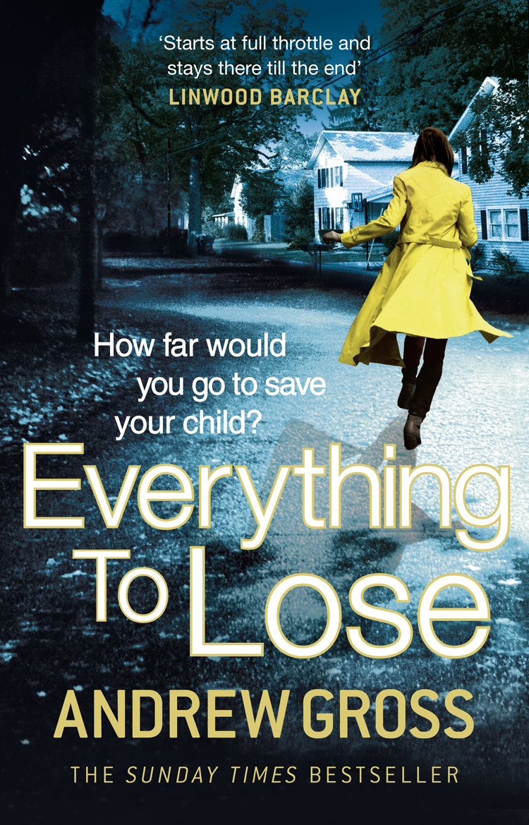 Andrew Gross Everything to Lose mike fox money is everything