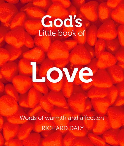 Richard Daly God's Little Book of Love ручной душ jacob delafon shift ellipse e45892 bn