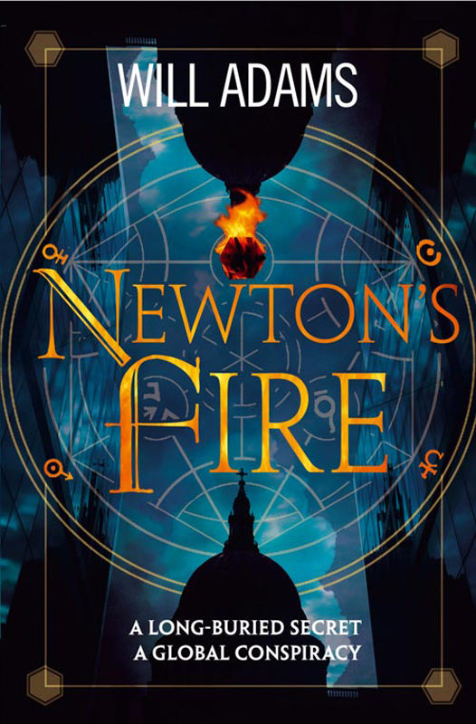 Will Adams Newton's Fire geoff quaife chesapeake chaos a luke tremayne adventure malevolence and betrayal in colonial maryland