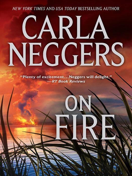 Carla Neggers On Fire man on fire