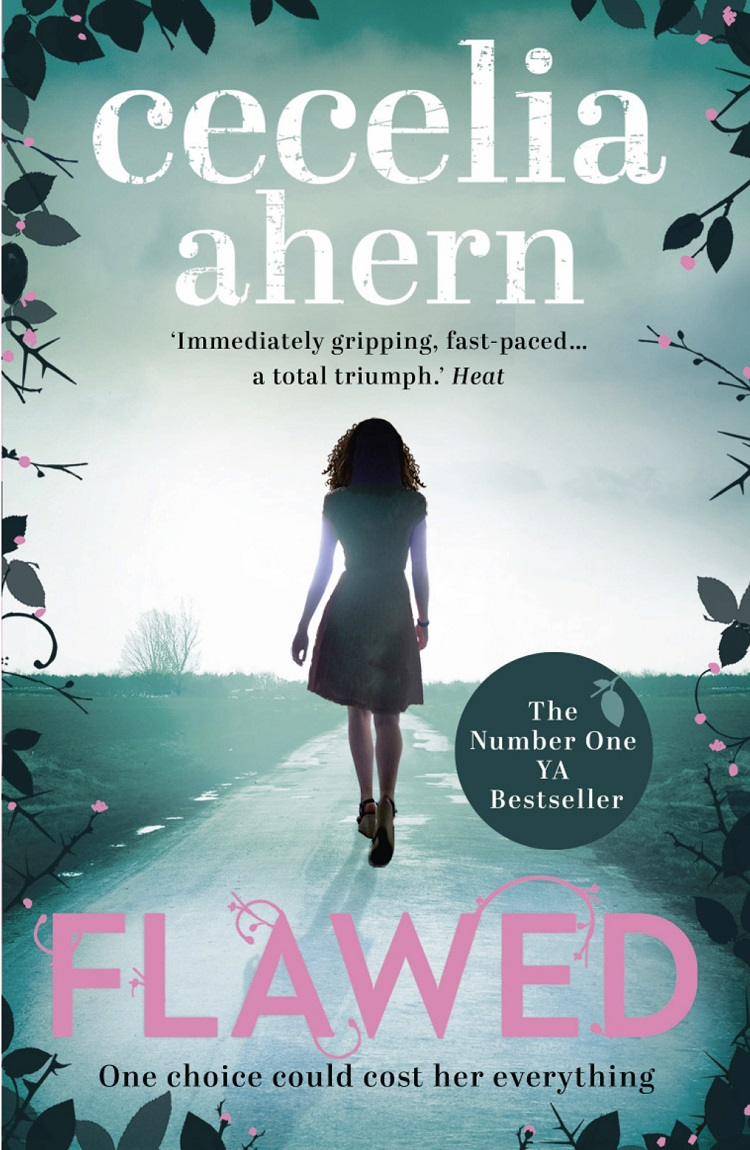 Cecelia Ahern Flawed cecelia ahern where rainbows end