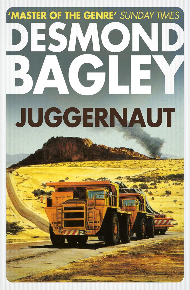 цена Desmond Bagley Juggernaut онлайн в 2017 году