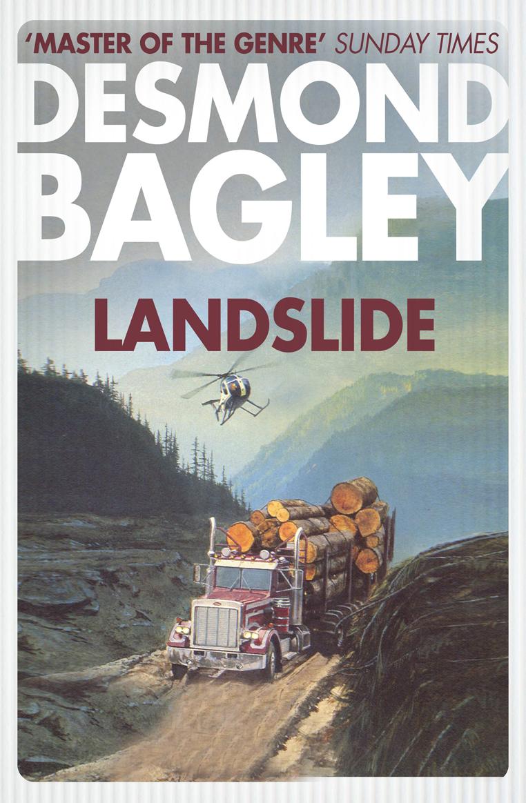 Desmond Bagley Landslide цена и фото