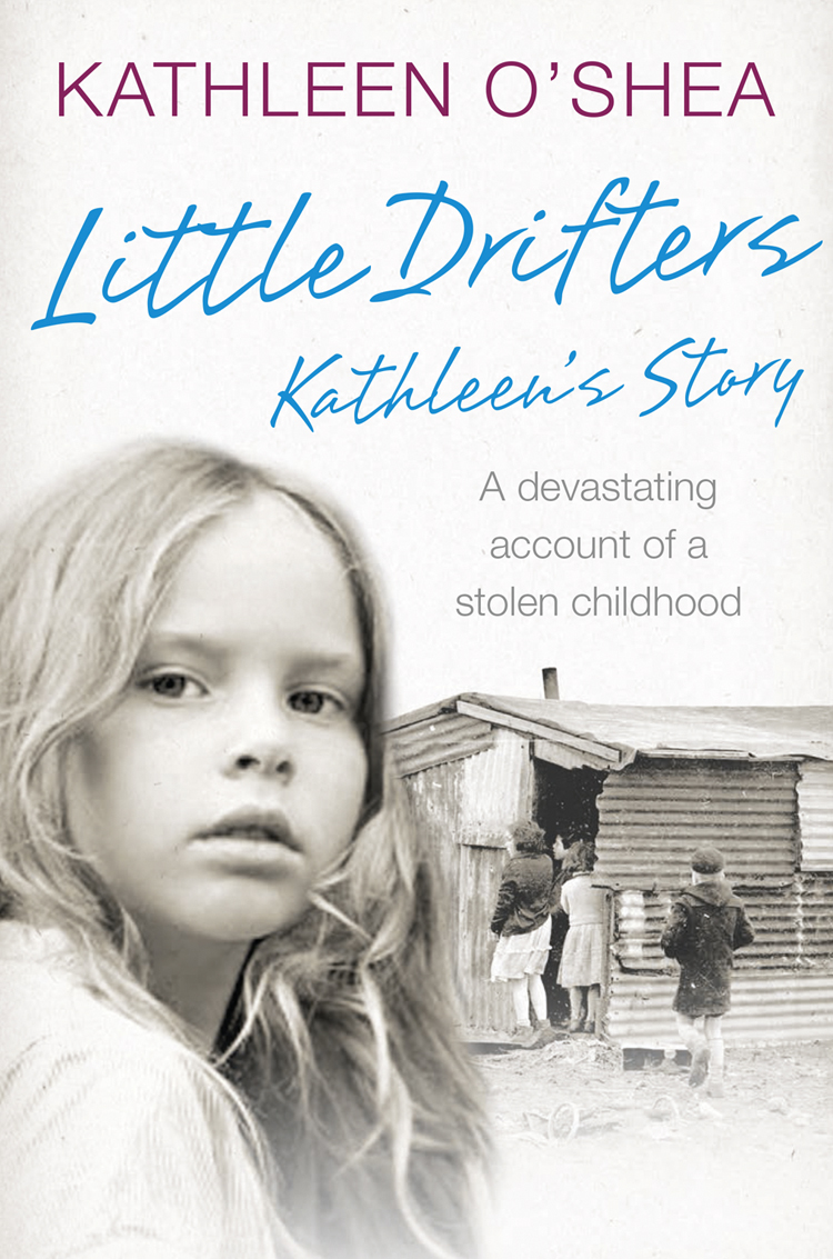 Kathleen O'Shea Little Drifters: Kathleen's Story joe ireland the x or story