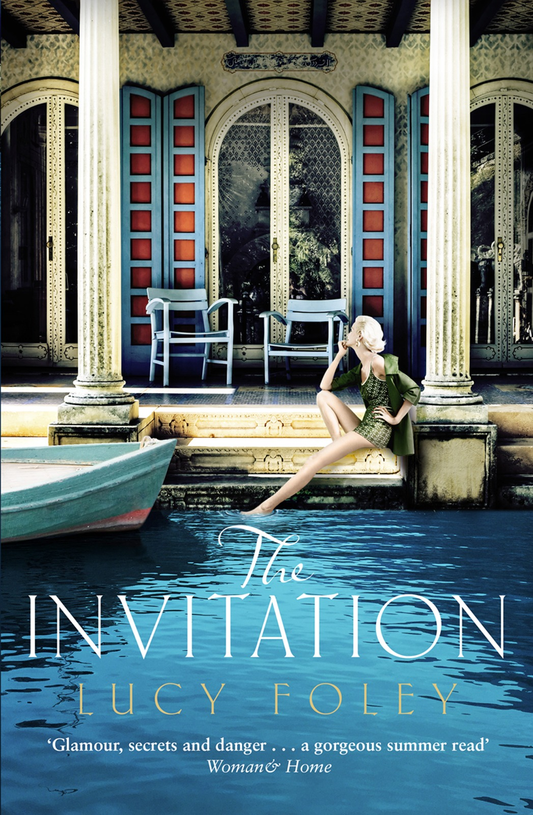 Lucy Foley The Invitation: Escape with this epic, page-turning summer holiday read aiyuqi 2018 spring new genuine leather women shoes shallow mouth casual shoes plus size 41 42 43 mother shoes female page 5