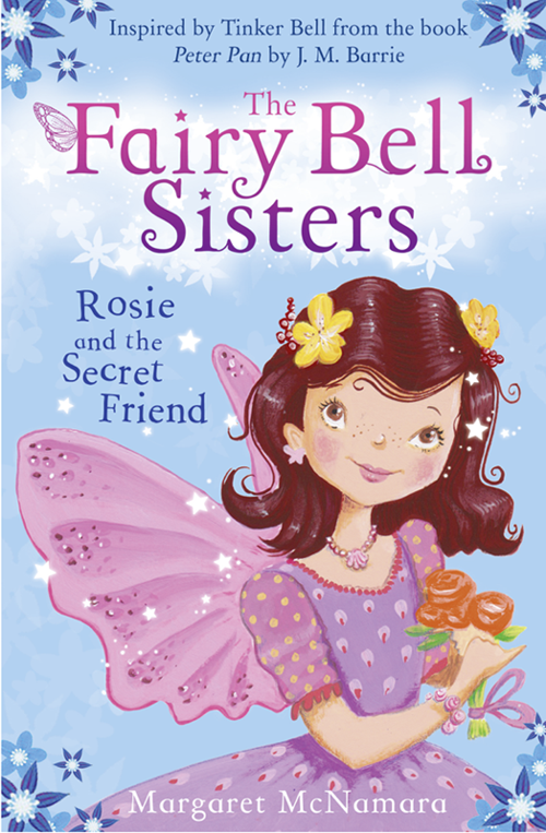 Margaret McNamara The Fairy Bell Sisters: Rosie and the Secret Friend mymei outdoor 90db ring alarm loud horn aluminum bicycle bike safety handlebar bell