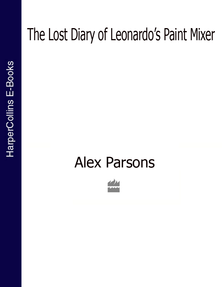Alex Parsons The Lost Diary of Leonardo's Paint Mixer parsons t the hanging club