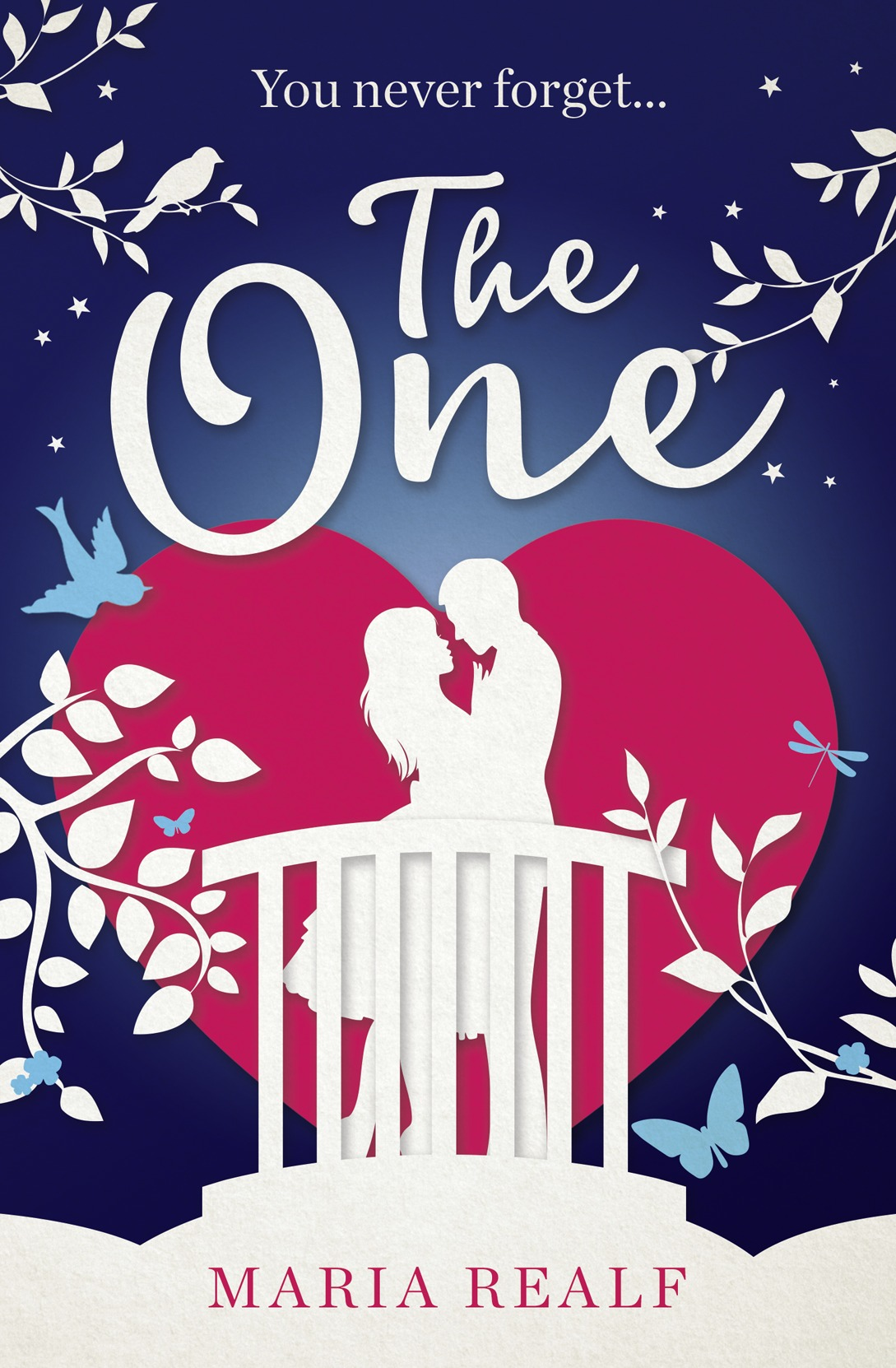 Maria Realf The One: A moving and unforgettable love story - the most emotional read of 2018 pamela petro the slow breath of stone a romanesque love story