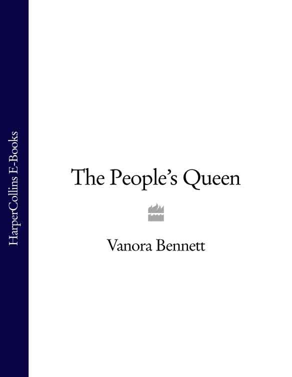 Vanora Bennett The People's Queen цена и фото