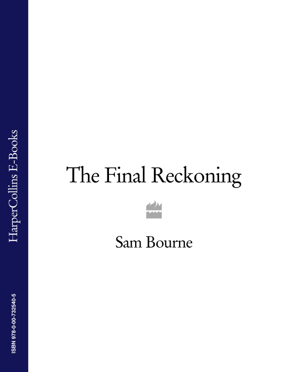 Sam Bourne The Final Reckoning the black reckoning