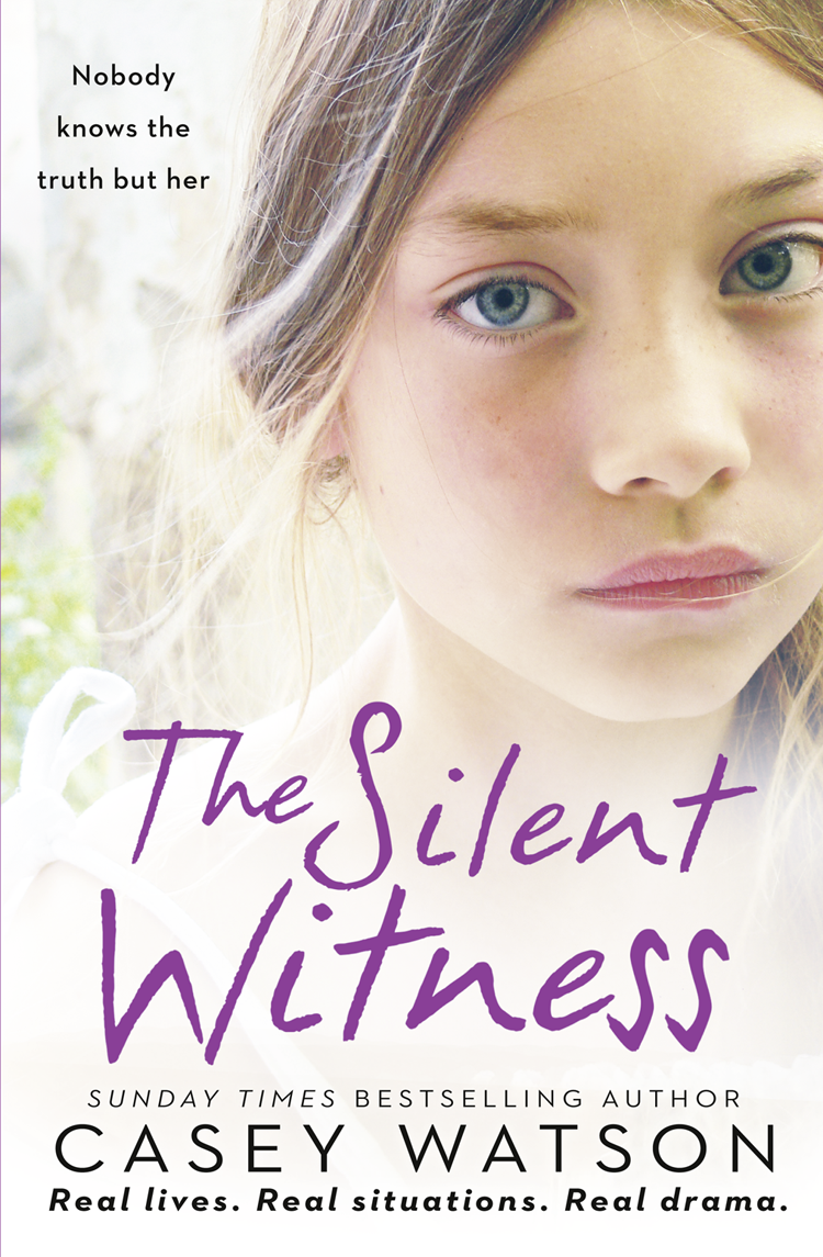 Casey Watson The Silent Witness the last witness
