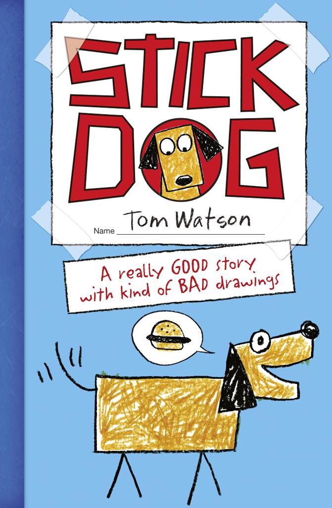 Tom Watson Stick Dog tom watson stick dog