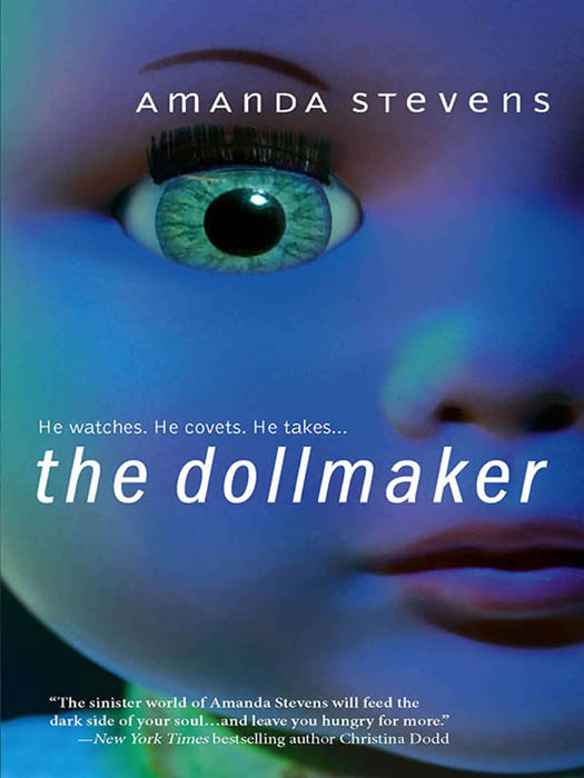 Amanda Stevens The Dollmaker lynn leslie the other amanda