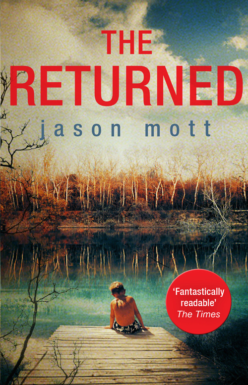Jason Mott The Returned paris 2015