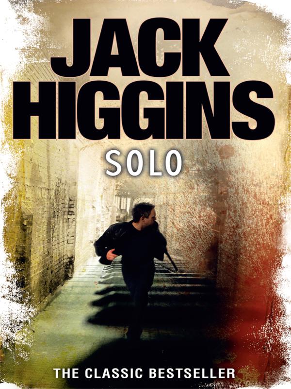 Jack Higgins Solo garth ennis john higgins pride