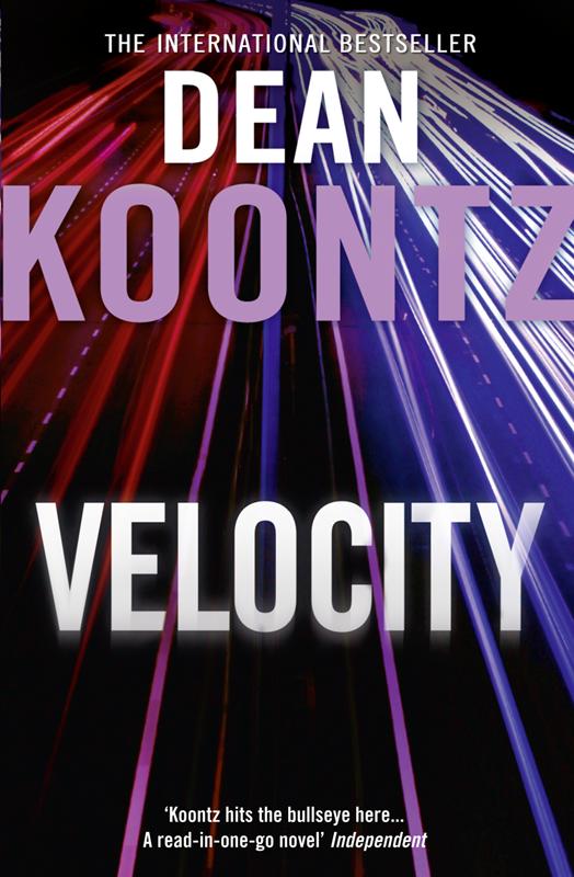 Dean Koontz Velocity цена