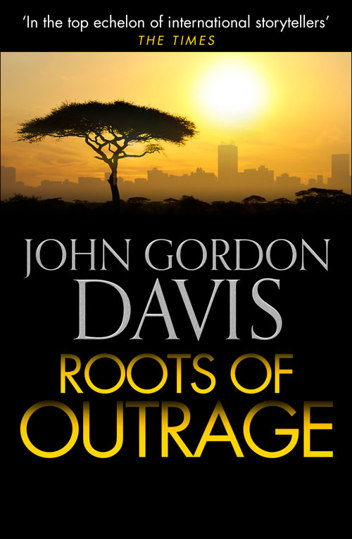John Davis Gordon Roots of Outrage roots of yoga