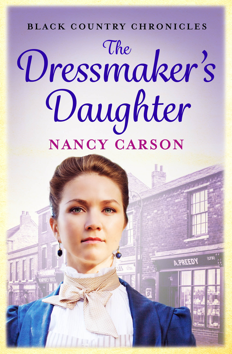 Nancy Carson The Dressmaker's Daughter nancy carson a country girl