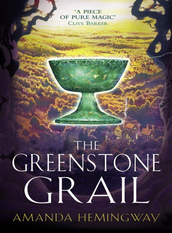 Jan Siegel The Greenstone Grail: The Sangreal Trilogy One nautica nai13517g page 3