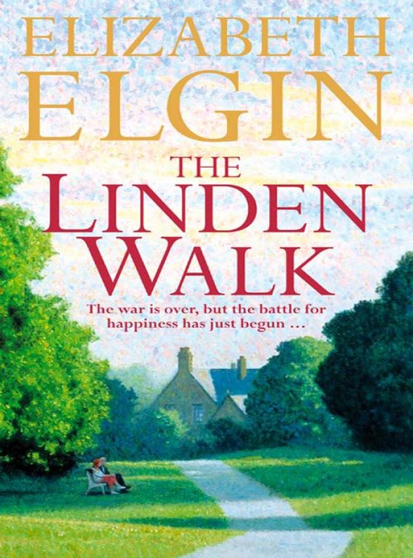Elizabeth Elgin The Linden Walk elgin