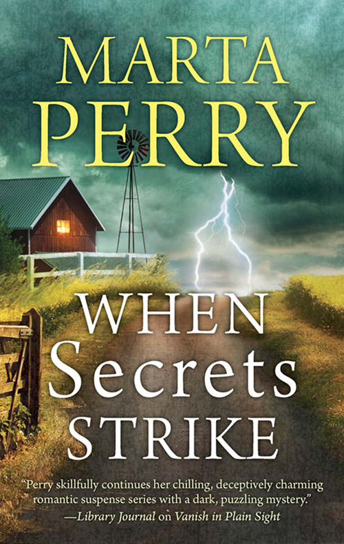 Marta Perry When Secrets Strike