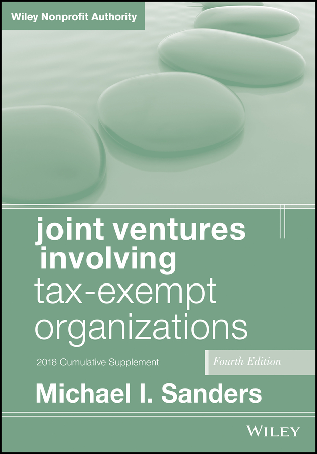 Michael Sanders I. Joint Ventures Involving Tax-Exempt Organizations, 2018 Cumulative Supplement 9011 vertical single joint potentiometer b20k 203 shaft length [15mm with the midpoint of 25 mm]
