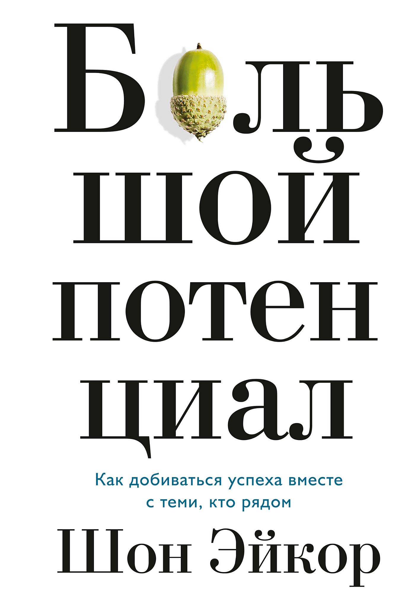 Обложка книги Большой потенциал. Как добиваться успеха вместе с теми, кто рядом
