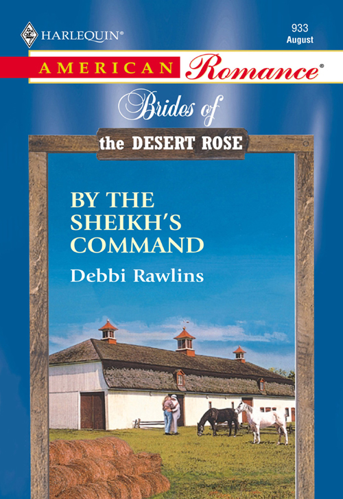 Debbi Rawlins By The Sheikh's Command debbi rawlins secret defender