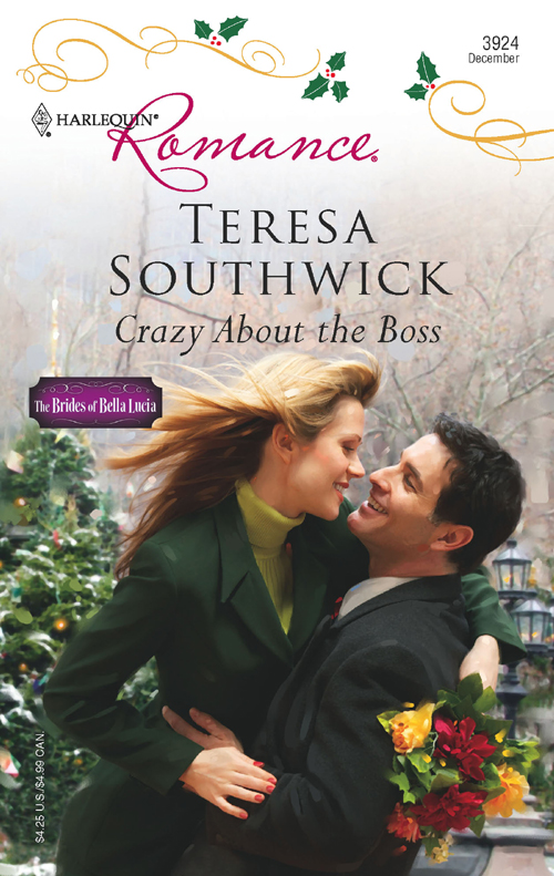 Teresa Southwick Crazy About The Boss teresa southwick this kiss