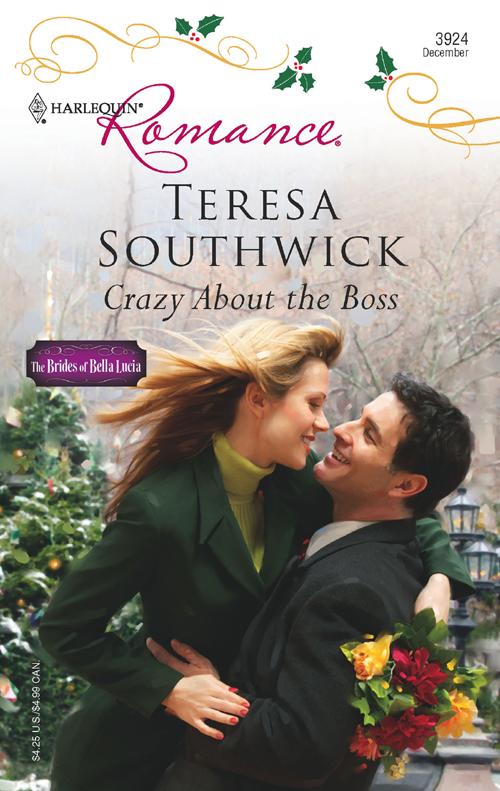 Teresa Southwick Crazy About The Boss teresa southwick flirting with the boss