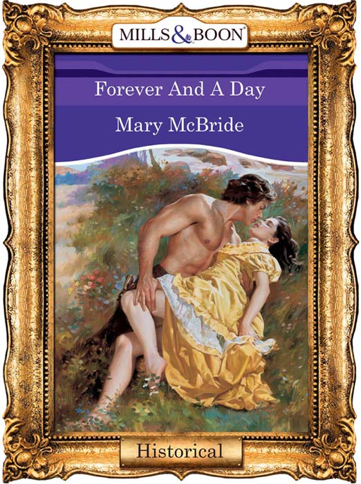 Mary McBride Forever And A Day cillian mcbride recognition