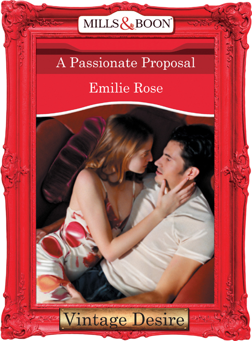 Emilie Rose A Passionate Proposal a summer of drowning