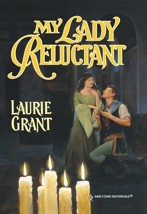 Laurie Grant My Lady Reluctant twas the night before christmas