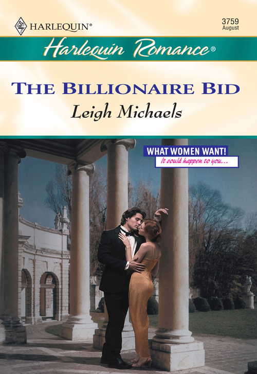 Leigh Michaels The Billionaire Bid