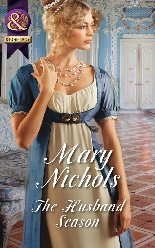 Mary Nichols The Husband Season the girl with the make believe husband