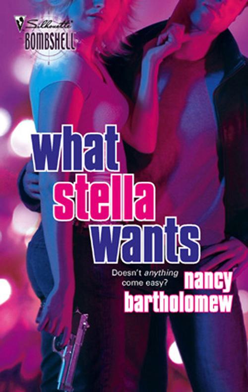 Nancy Bartholomew What Stella Wants what can a crane pick up