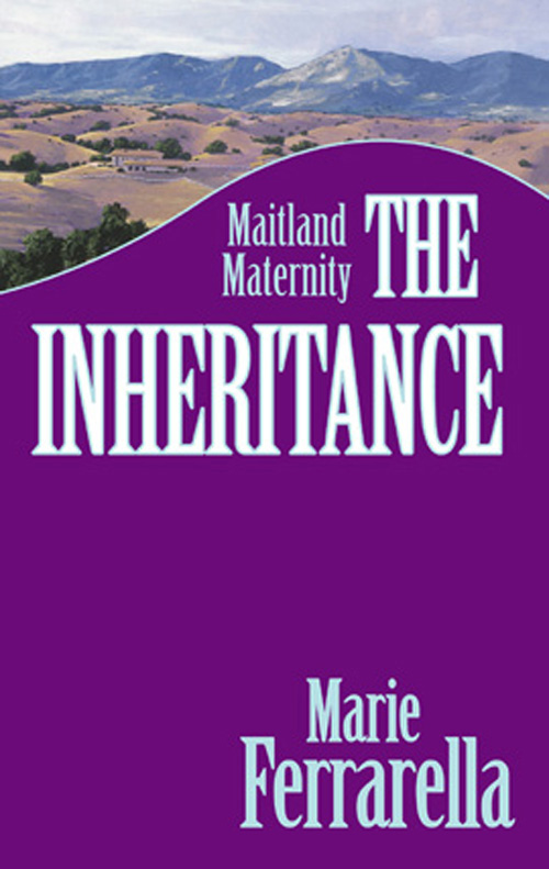 Marie Ferrarella The Inheritance marie ferrarella colton by marriage