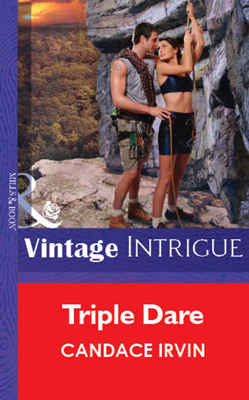 Candace Irvin Triple Dare kristi gold his sheltering arms