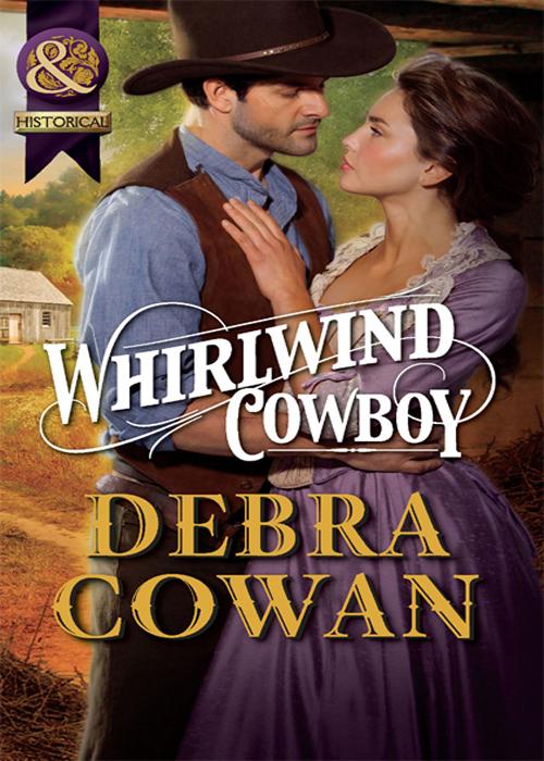 Debra Cowan Whirlwind Cowboy mary leo her favorite cowboy