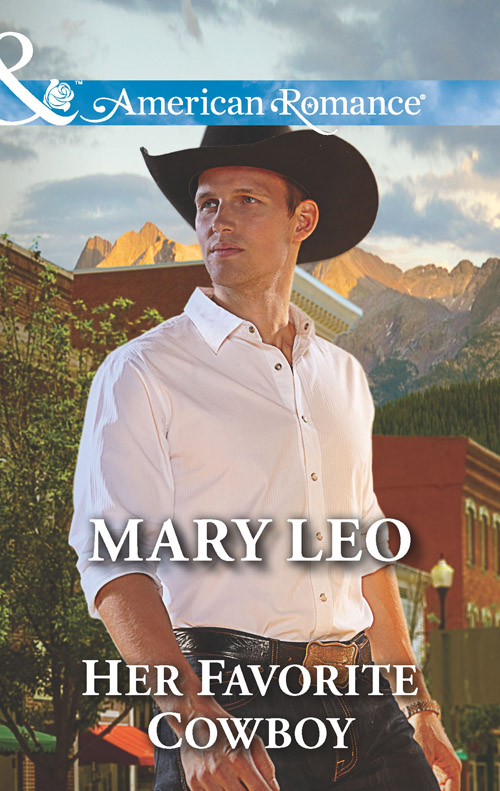 Mary Leo Her Favorite Cowboy mary leo her favorite cowboy