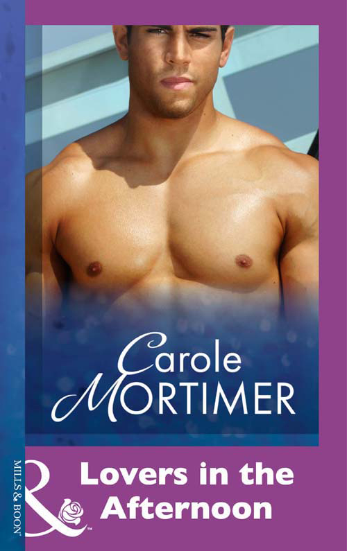 Carole Mortimer Lovers In The Afternoon carole mortimer a marriage proposal for christmas
