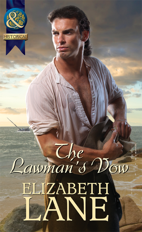 Elizabeth Lane The Lawman's Vow elizabeth august a royal mission