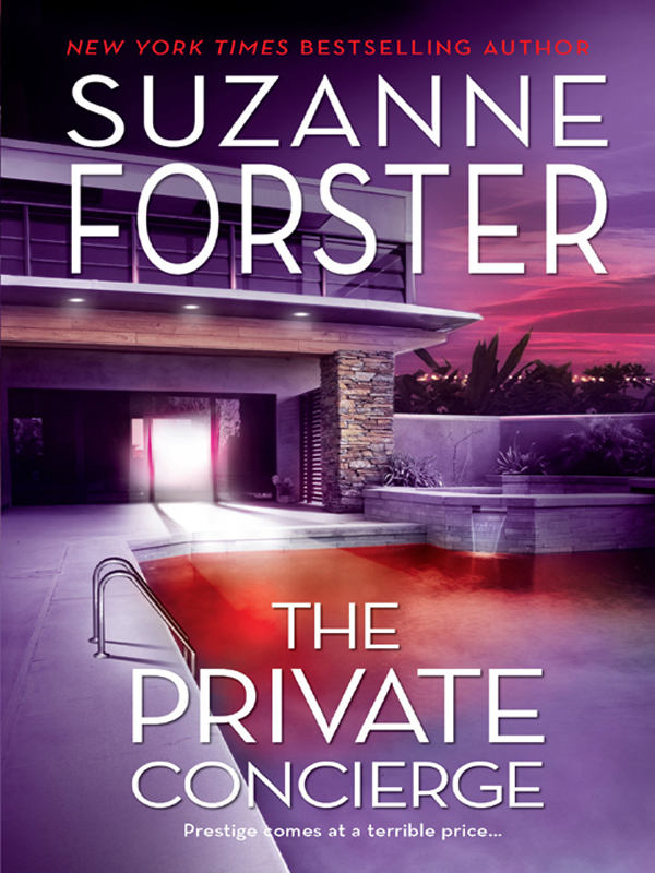 Suzanne Forster The Private Concierge suzanne vega bexhill