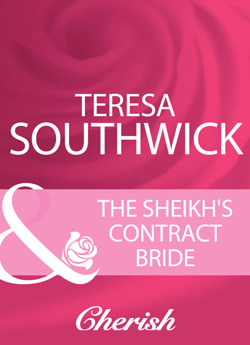 Teresa Southwick The Sheikh's Contract Bride teresa southwick this kiss