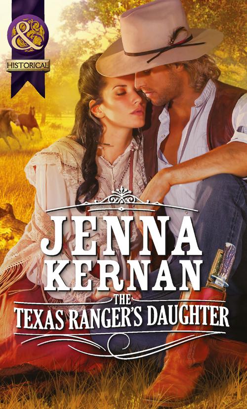 Jenna Kernan The Texas Ranger's Daughter a kiss like this