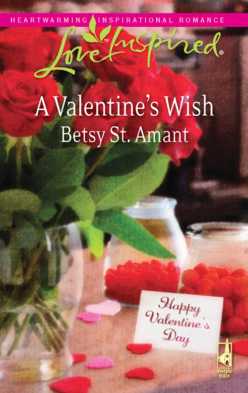 Betsy Amant St. A Valentine's Wish betsy amant st her family wish